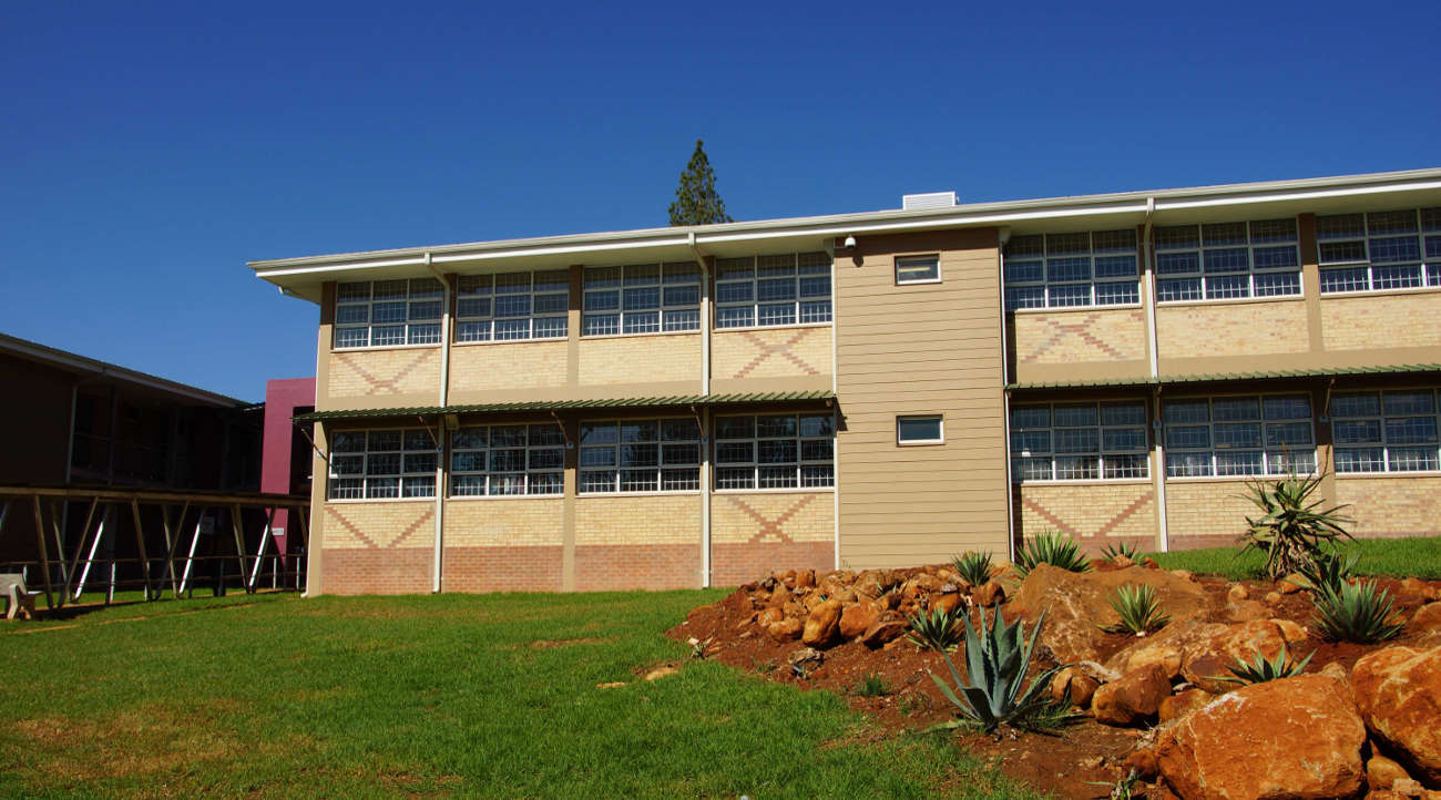 Photo of New Majuba FET College campus sets a new standard