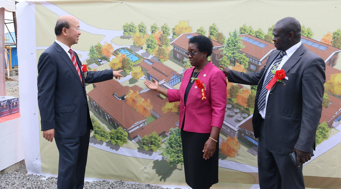 Photo of Chinese Govt Builds Sh3 Billion Research Centre at JKUAT