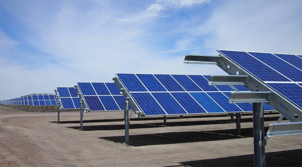 solar photovoltaic power plants n various
