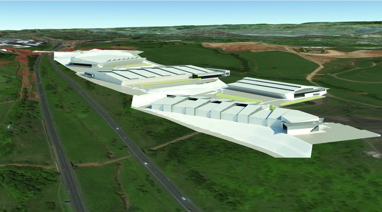 Photo of Mega logistics park to be developed at N2 Business Estate